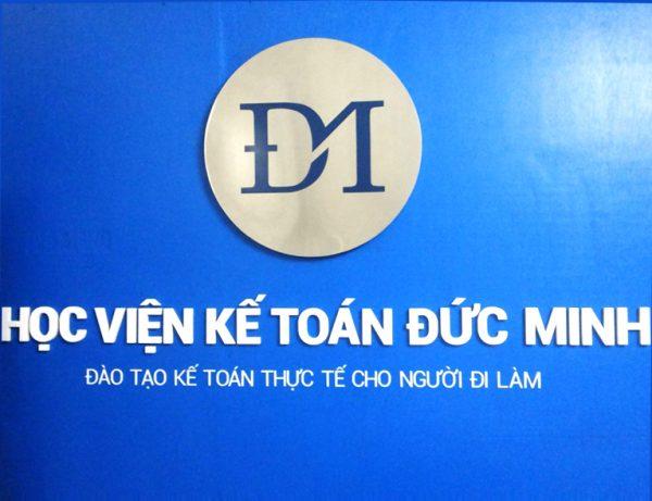 Học viện kế toán Đức Minh