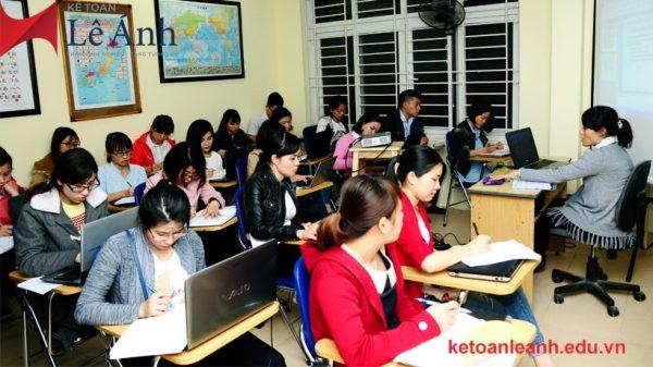 Học kế toán thực hành ở đâu tốt nhất Hà Nội và TPHCM