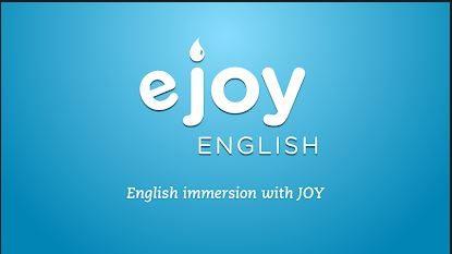 Tự học tiếng anh với ejoy english