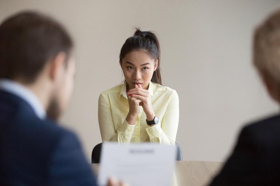 7 sai lầm khi đi phỏng vấn xin việc
