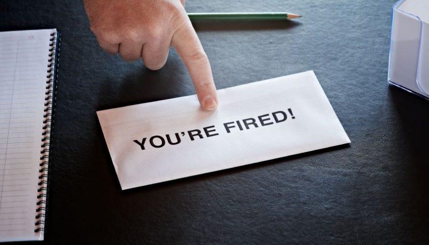 Làm gì khi bạn bị sai thải