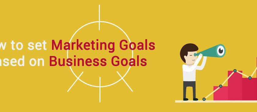 mục tiêu KD và marketing