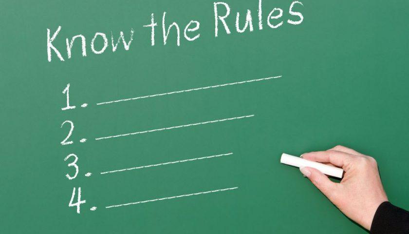 quy định, quy tắc của công ty