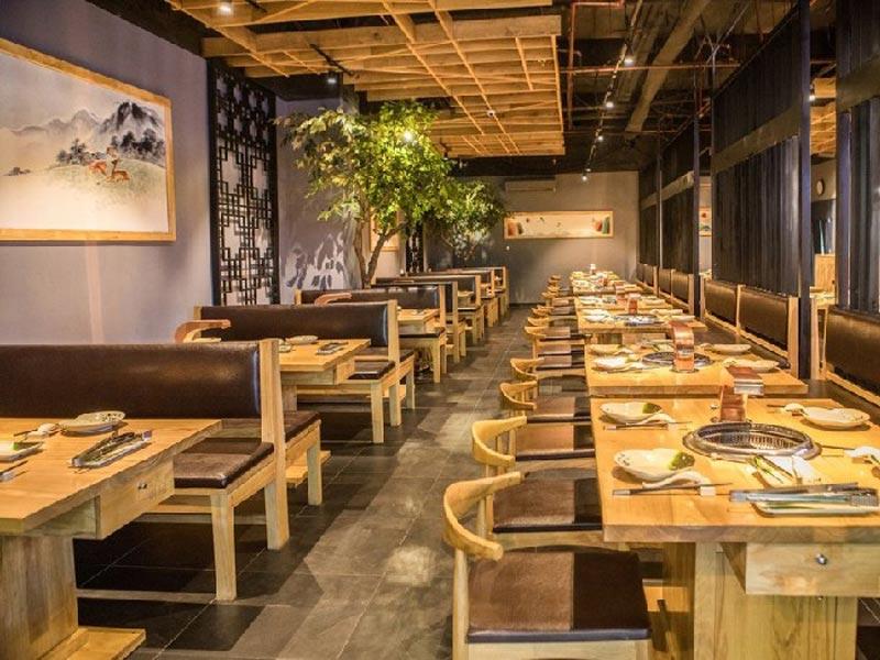 47 từ vựng tiếng Hàn về chủ đề nhà hàng