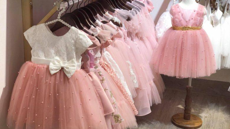 Địa chỉ bán sỉ và lẻ váy công chúa trẻ em uy tín