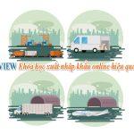 Review khóa học xuất nhập khẩu online hiệu quả nhất