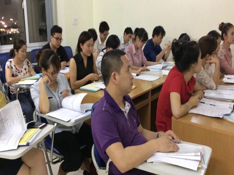 Khóa học kế toán tổng hợp online tại học việc Việt