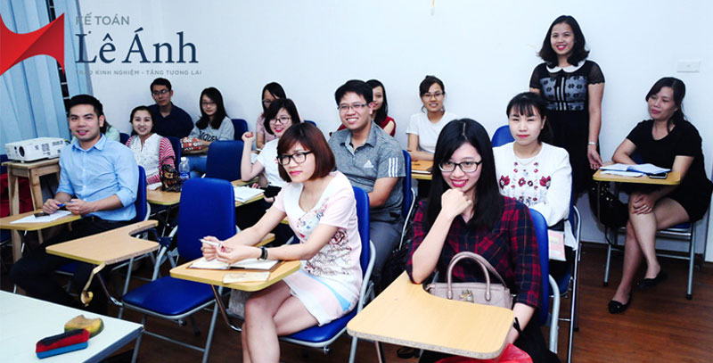 khóa học kế toán tổng hợp online tại Lê Ánh